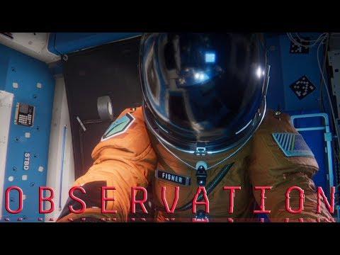 Observation Концовка Космический Ужас