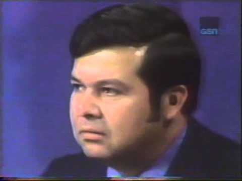 What's My Line Syndication 1971 #1