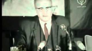  شريط نادر للمفكر الجزائري مالك بن نبي