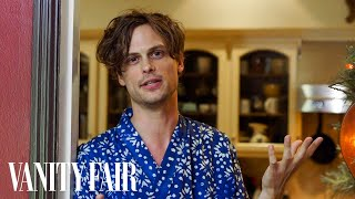 "The Criminal Minds actor shows Vanity Fair his stuffed animals, a friend's wisdom tooth, and a screw he had in his knee in the inaugural episode of ""My Stuff,"" a ..."