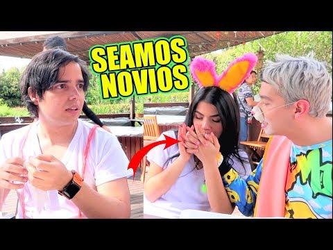 BROMA a YOLO me GUSTA MARIANA y Detrás de Camaras Fiesta de No Cumpleaños - VLOG #99 from YouTube · Duration:  14 minutes 1 seconds