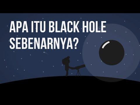 Apa Itu Black Hole Sebenarnya?