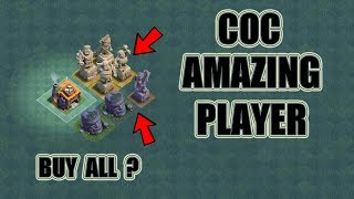 Most Amazing Player in COC (clash of clans) in HINDI