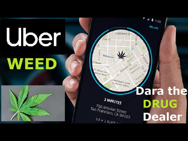 Our House Mondays where Gig Workers meet & share. Dara Drug Dealer getting into Cannabis Delivery.