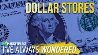 How can dollar stores still sell things for a dollar?