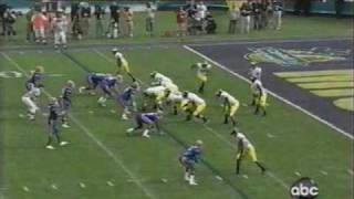 2008 Cap One Bowl: Michigan 41 Florida 35 (PART 1)