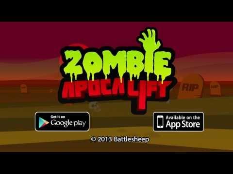 Zombie Apocalift - Trailer