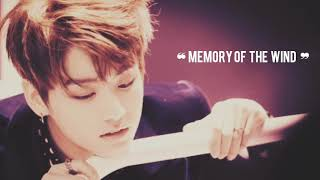 audio | 🔊 JUNGKOOK - Memory Of The Wind (by NAUL)