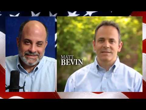 • Mark Levin Supports Matt Bevin for U.S. Senate Kentucky • 4/4/14 •