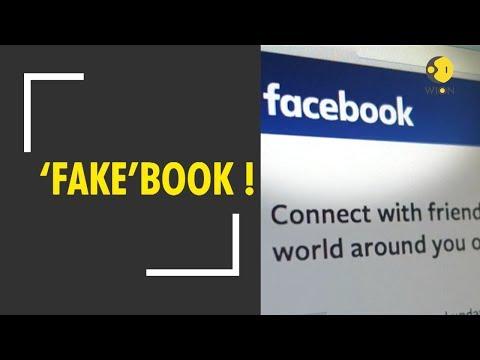 Facebook removes 652 fake accounts