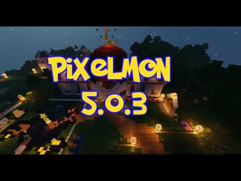 Pixelcorp - Pixelmon 5.0.4 Trailer