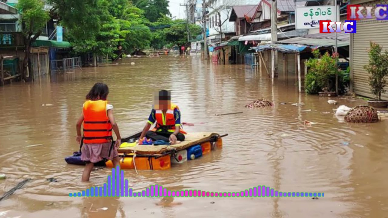 Radio Karen: Flooding in Many Areas of Karen State, Some Deaths Reported