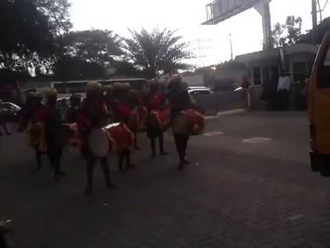Dollu Kunitha - Karnataka Folk Dance - RJ Ganesha - Radio City 91.1 FM Bangalore