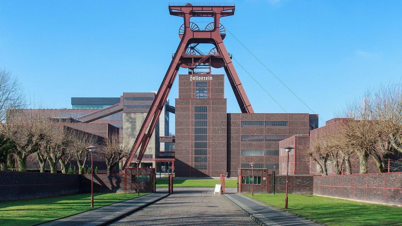 UNESCO World Heritage Zeche Zollverein - Explore Germany Episode #16