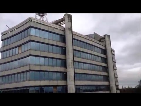 PowerGen Building, Shirley - January 2016 - Solihull Urbex