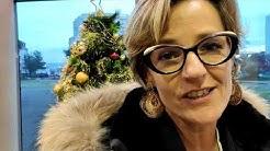 Mélanie Boulanger Maire de Canteleu - Témoignage Spectacle pour agents de la ville - Arbre de Noël