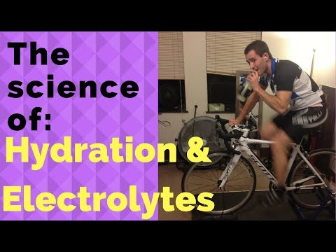 Cycling Tips: The science of electrolytes and hydrationNot all sports drinks are created equal