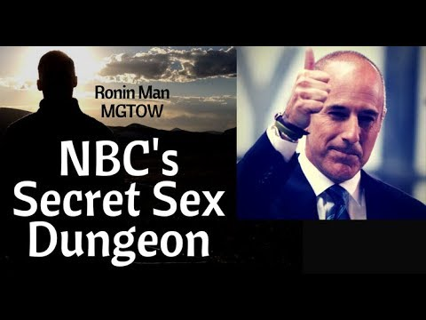 MGTOW: NBC's Secret Sex Dungeon & Kidnapping Office