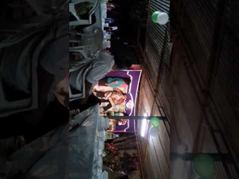 Cabaret Tamanhiburan vanuit  Tamanredjo op de hulp