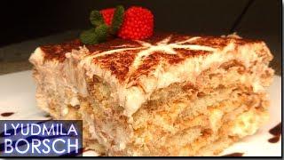Торт без выпечки на праздник , своими руками. Простой и невероятно вкусный рецепт.