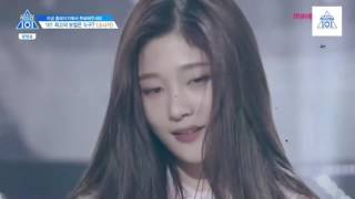 [engsub] (Produce 101/ss2/ep7) Downpour team (1/4)