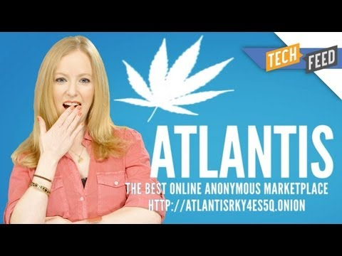 Atlantis Online Marketplace: One Stop Shop for All Things Illegal