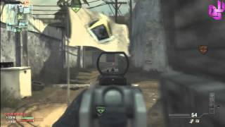 [G36C]★+ de 60 Kills en Spécialiste...★Sur la Map Mission en Domination MW3