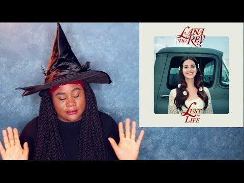 Lana Del Rey - Lust For Life Album |REACTION|