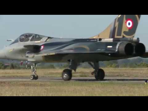 Teaser Rafale Solo Display - Dubaï Airshow