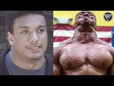 LIFT HEAVY WEIGHTS - LARRY WHEELS - EPIC BODY TRANSFORMATION - HARDCORE GYM MOTIVATION