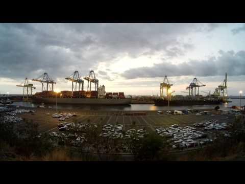 PORT EST RÉUNION~Folengros,Suffolk Trader~26 JUILLET 2017.