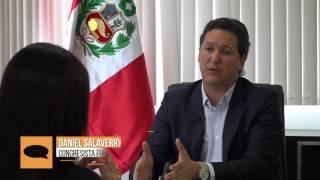 Mira Quién Habla - SEP 25 - Parte 2/6 - ENTREVISTA A CONGRESISTA DANIEL SALAVERRY
