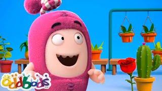 ODDBODS Gardening My Secret Garden   Cartoon For Kids