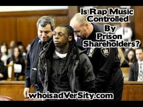 The link between HipHop and Private Prisons