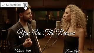 You Are The Reason Lyrics -Calum Scott.mp3