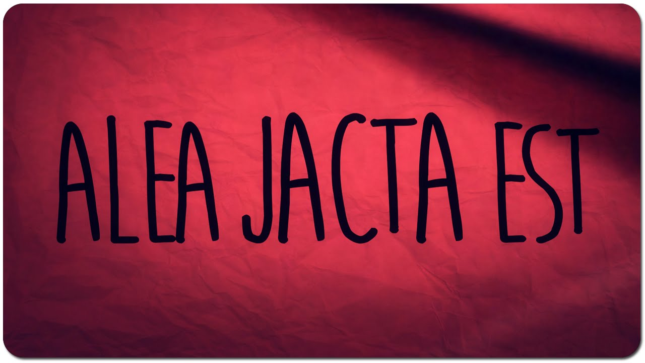 Alea Jacta Est - 1x01 - Piloto
