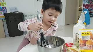 엠앤엠 케이크 만들기 홈베이커리