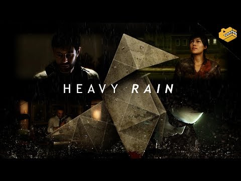 Heavy Rain (BLIND) | PS4 | #2 The Plot Thickens