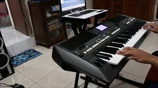 Ayah - Cover Yamaha PSR S670 Sampling