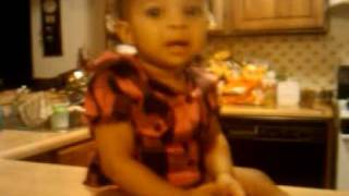 Pattycake by Dorinda Karen King 13 months old