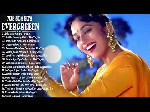 BEST Of Bollywood Old Hindi Songs, Romantic Heart Songs_ Kum