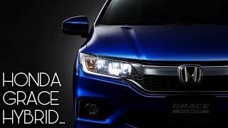 Honda Grace Hybrid review | Price | Specs | Mileage | Auto Car.