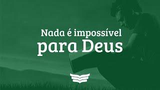 Culto da Noite | Nada é impossível para DEUS (Jr 32), Pr. Juliano Sócio