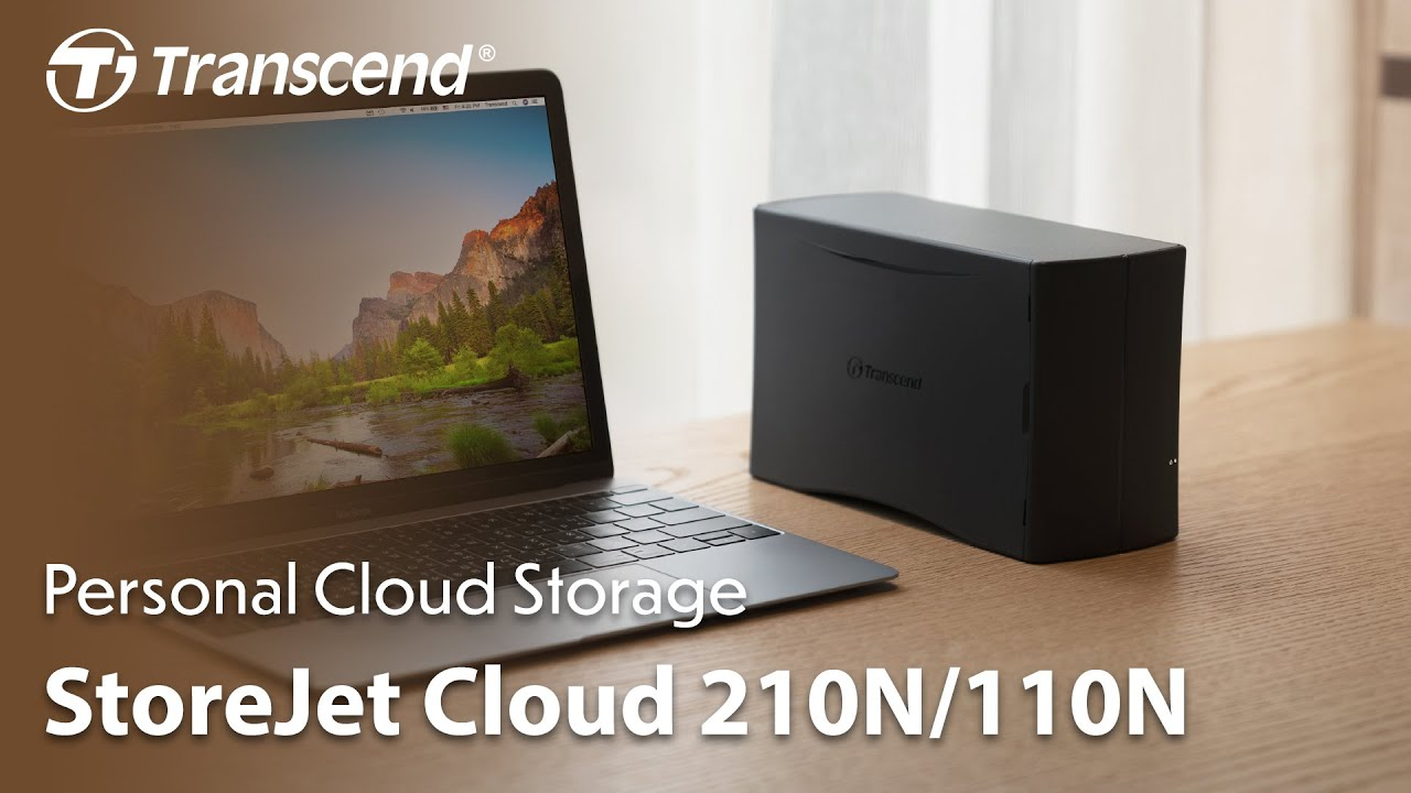 StoreJet® Cloud 110N