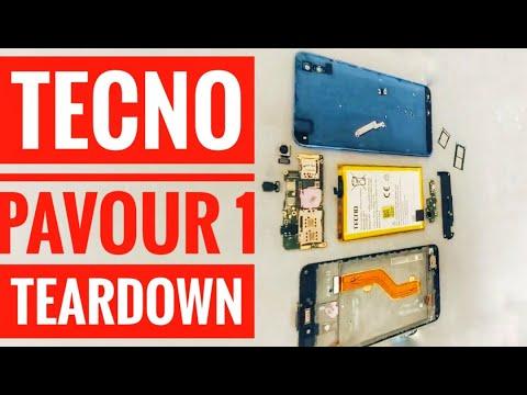 Download Tecno Pouvoir one Teardown || Tecno La6
