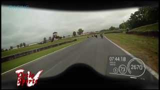 NUVIZ heads up display for motorcycle helmets