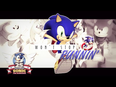Sonic the Hedgehog 25th Anniversary - Won't Stop Runnin' [Full MEP]