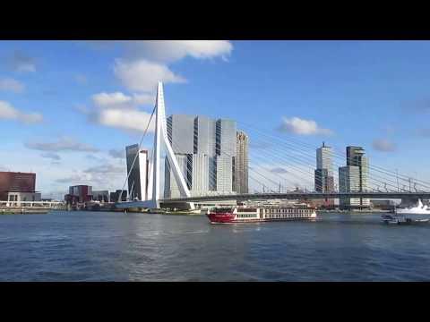 Rhine River Cruise Ship (Rotterdam) 2017
