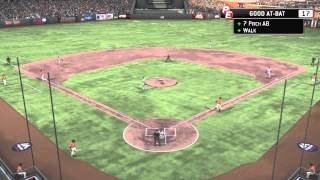MLB 14 The Show (PS4) Road To The Show Ep. 19   My Status