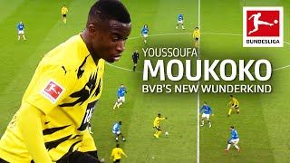 Youssoufa Moukoko - The Bundesliga's Youngest Ever Player Is Chasing the Next Record